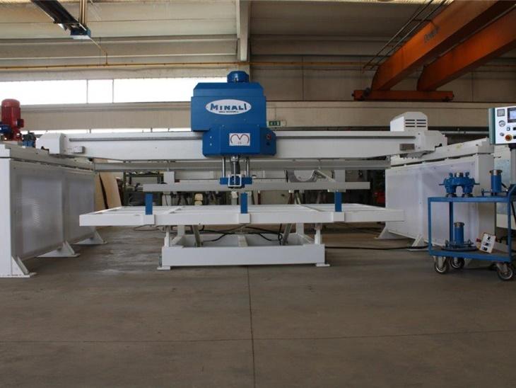 Macchine per la lavorazione del marmo | Lucidatrici usate