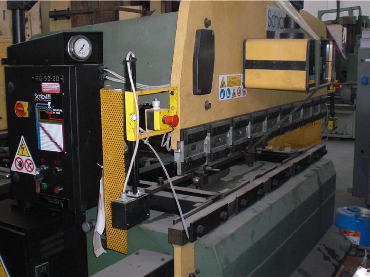 Macchine per la lavorazione della lamiera | Piegatrici