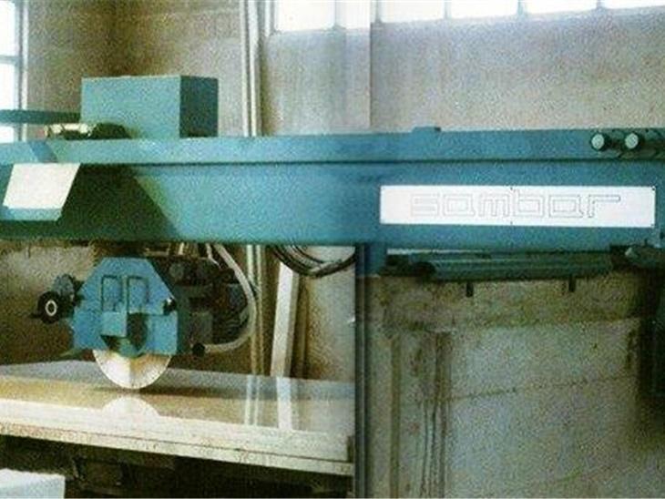 Macchine per la lavorazione del marmo | Fresatrici