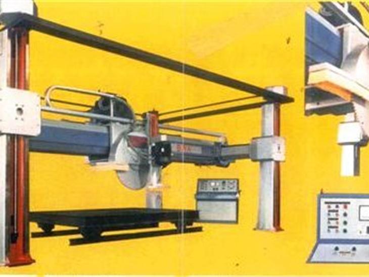 Macchine per la lavorazione del marmo | Tagliablocchi