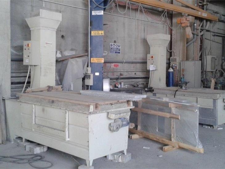 Macchine per la lavorazione del marmo | Macchine varie