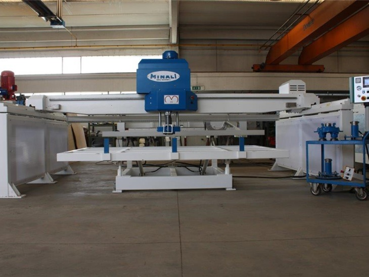 Machinery for marble processing | Used machines