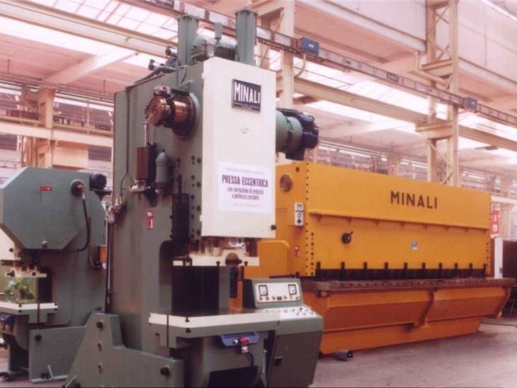 Macchine per la lavorazione della lamiera | Macchine usate lamiera